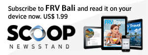 FRV Bali on Scoop Newsstand