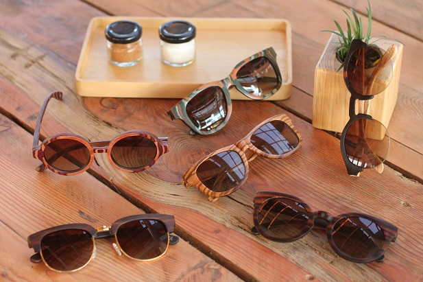 FRVBali_Suki Wooden Sunglasses Colection